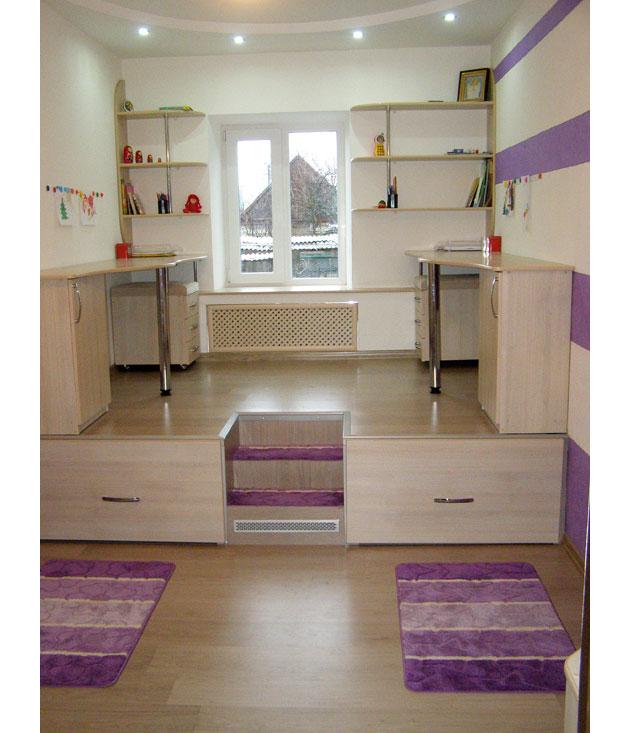 Детские комнаты для разнополых детей фото дизайн