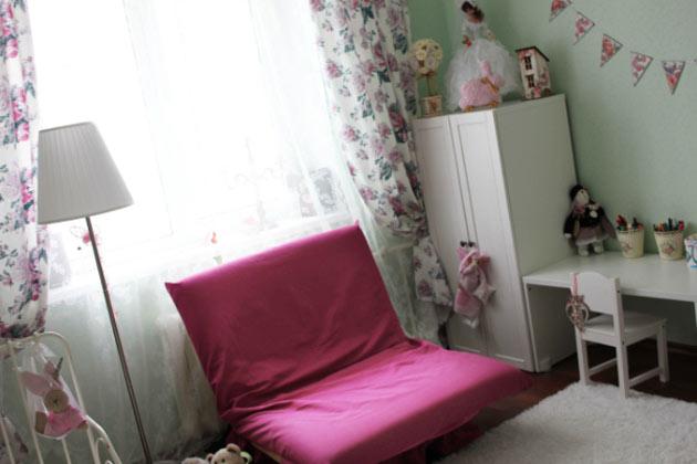 Комната с тильдами