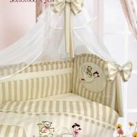 """Каждой маме хочется, чтобы ее маленького новорожденного ребенка окружали красивые, оригинальные и при этомкачественныевещи – кроватка, комод , постельное белье. Еще в сентябре прошлого года на выставке """"Мир детства"""" я..."""
