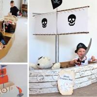Дорогие родители, вас ждут приключения! Готовьтесь к активным действиям. День рождение мальчика это не просто праздник, это праздник – игра.А если у вас девочка настоящая пиратка – вперед вместе с...