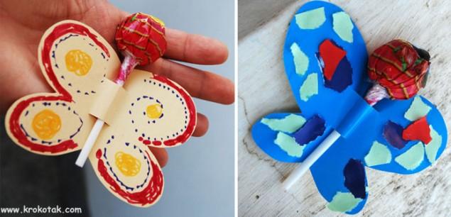 Подарки к дню рождения ребенка своими руками