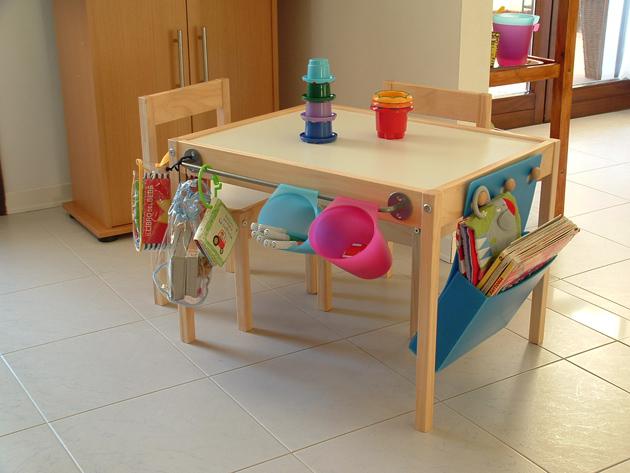 Детский стол фото своими руками