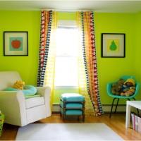 Яркая детская в зеленом цвете – явление не столь распространенное, как, скажем, комната, оформленная в бирюзовом, синем, розовом, белом и других цветах, полюбившихся как дизайнерам интерьеров, так и родителям, создающим...