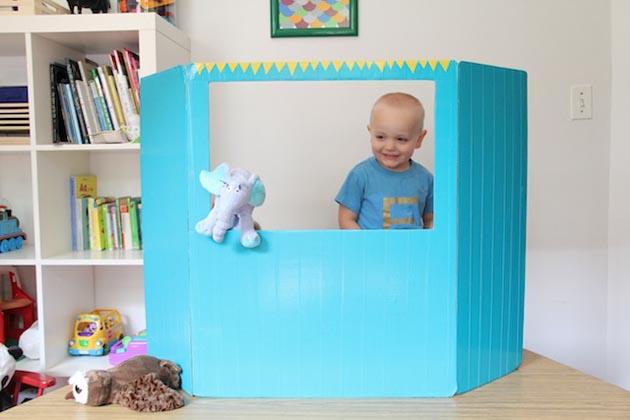 Кукольный театр: изготовление своими руками