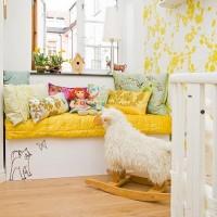 Детская в желтом цвете – великолепное решение интерьера для жизнерадостного активного ребенка. В желтом одновременно сочетаются свет, тепло, радость, легкость и спокойствие. Однако, тем не менее, этот цвет нельзя назвать...