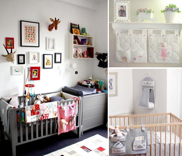 Как в однокомнатной комнате сделать уголок для новорожденного своими руками