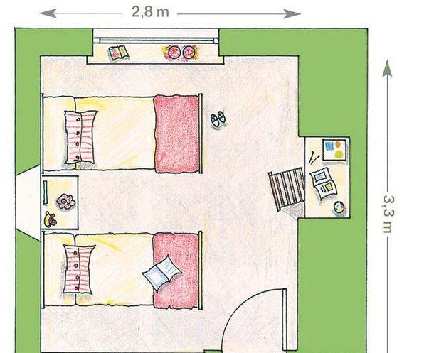 Как сделать комнату чертеж - Zdravie-info.ru