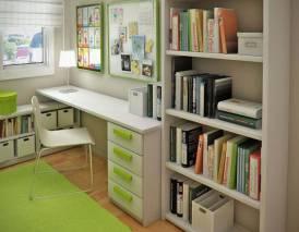 Перестройка: комната для первоклассника