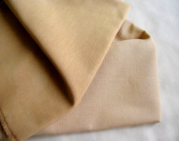 Как покрасить ткань для тильды чаем 109
