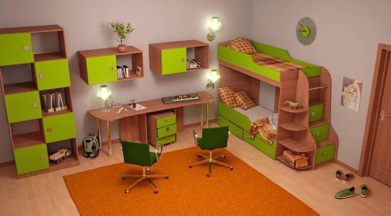 Письменный стол для девочек