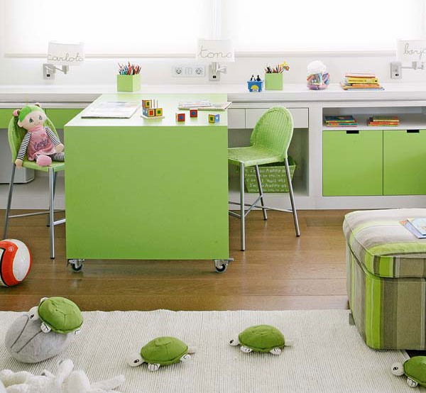 Стол письменный для двоих детей школьников вдоль стены: Выбираем письменный стол для двоих детей