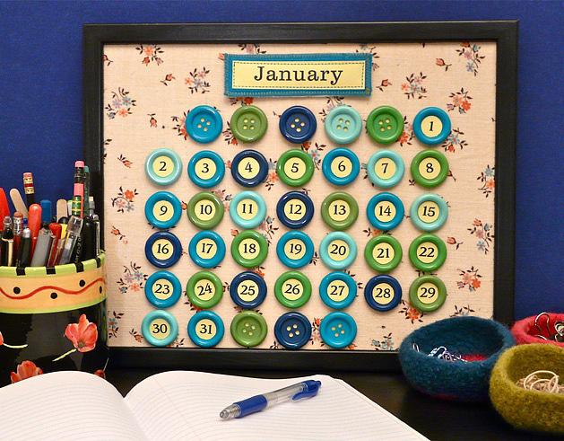 Идеи для календаря