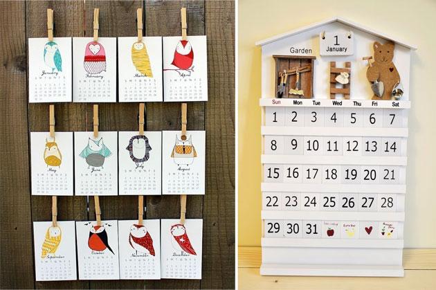 сделать календарь со своими фотографиями - фото 3