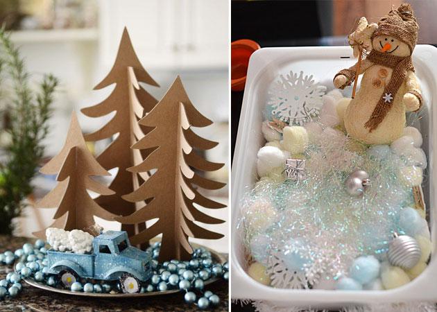 Как организовать детский новогодний праздник дома