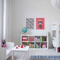 Детская комната в белом цвете – выигрышное дизайнерское решение, практически не имеющее недостатков, как с практической точки зрения, так и с эстетической. Белый – единственный цвет, гармонично сочетающийся с любыми...