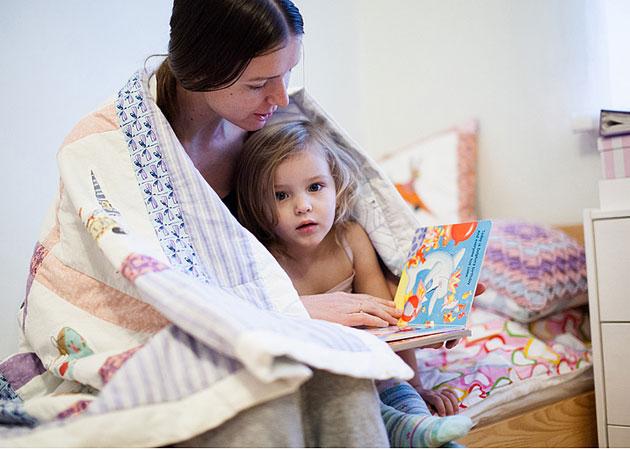 Пэчворк или лоскутная мозаика в детской комнате