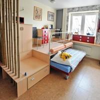 Подиум в детской комнате – практичное и стильное дизайнерское решение для любого помещения, а в особенности для небольшого. Эта конструкция может преобразить облик интерьера, сделать его более удобным и оригинальным....