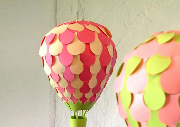 Объёмные шарики из бумаги своими руками схемы