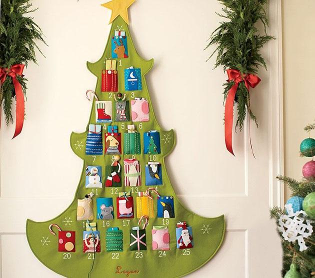 Рождественский подарок своими руками для детей 118
