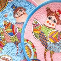 Недавно мы встретились с замечательной художницей Ириной Паньковской, керамистом и автором удивительно добрых и сказочных работ. Ирина является Членом Союза Дизайнеров Москвы, она окончила Абрамцевское художественно-промышленный колледж и МГХПУ им....