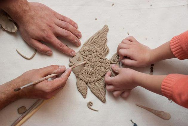 Кружка из глины своими руками в домашних условиях
