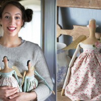 Интерьерная кукла Тильда в последние годы стала невероятно популярным украшением квартир – на полках уютно размещаются симпатичные фигурки девочек, заек, на стенах – подвески в виде сердечек, птиц, и у...