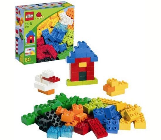 Lego-Duplo продаются