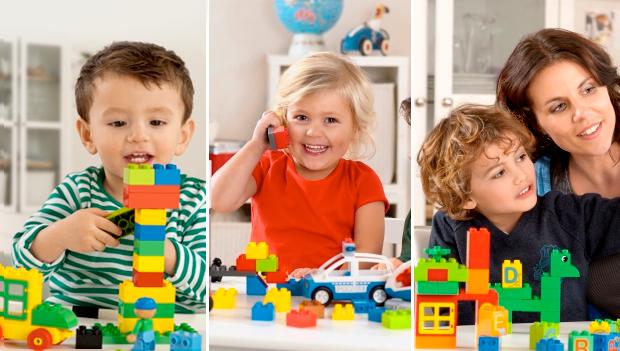 Lego-конструкторы – это яркие,