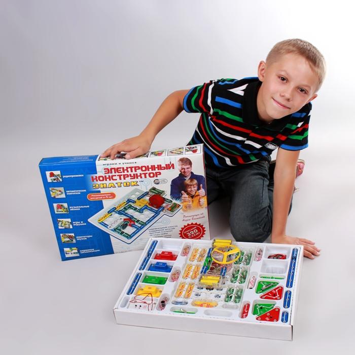 Обзор конструкторов для мальчиков от 5 лет