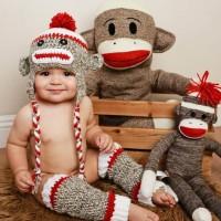 Символом грядущего 2016 года по восточному гороскопуявляется огненная или красная обезьяна. Поэтому сегодня, когда до новогодних праздников осталось совсем немного времени, мы рассмотрим, как сделать мягкую игрушку обезьянку своими руками....