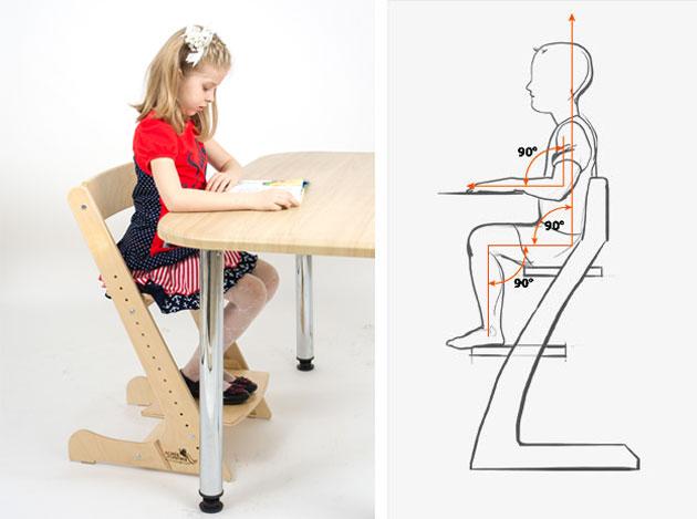ортопедический стул для старшеклассника своими руками многих