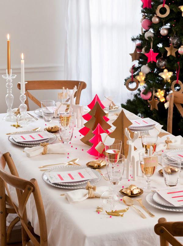 Оформление новогоднего стола 2016 фото своими руками