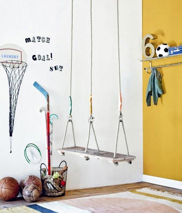 Детская для будущего спортсмена