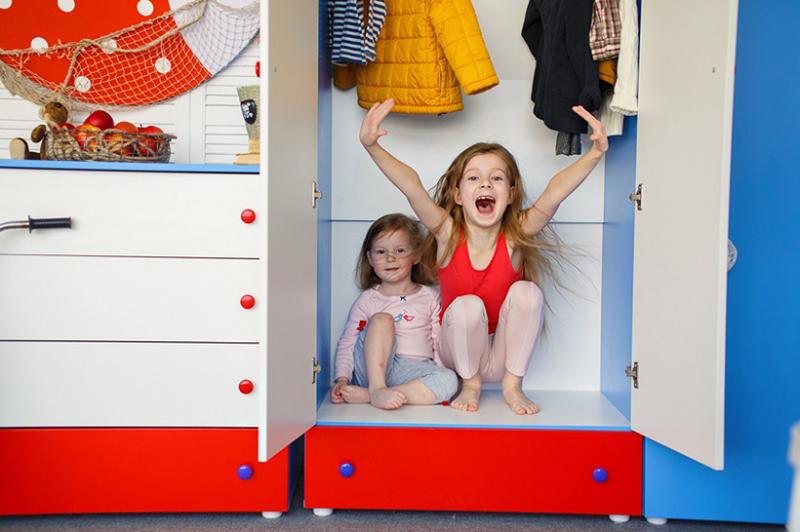 Выбираем детскую мебель