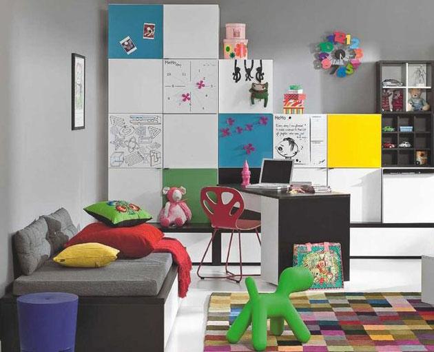 Выбираем детскую мебель – лучшие коллекции в современном стиле
