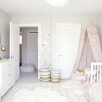Эта сказочная комната для девочки в белом цвете с розово-золотыми акцентами –с милыми куклами, звездочками, облачками и волшебными крылышками – настоящая мечта любой маленькой принцессы, а также ее мамы! Целью...
