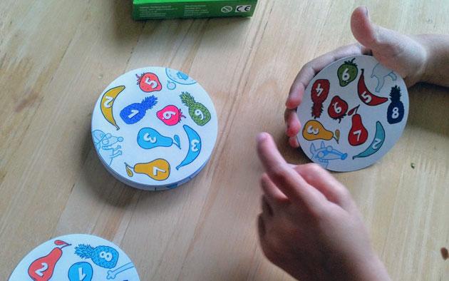 Настольные игры для детей от 6 лет