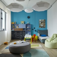 Представляем вам авторский проект оформления детской комнаты от дизайнера Макса Касымова (студияMax Kasymov Interior/Design). Проект сделан для одной из комнат 3-х комнатной квартиры на Ленинском проспекте в Москве. Онстал победителем...