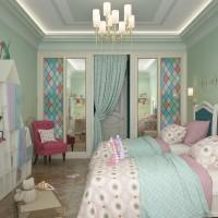 Проект архитектора Ирины Мискун – детская комната в стиле Алисы в Стране Чудес, был разработан для двух девочек. По задумке автора жилое пространство должно было получиться не только красивым, но...