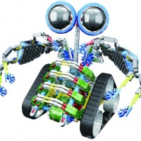 Робототехника – очень актуальное и востребованное направление в развитии современного ребенка. Особенно, если этот ребенок – мальчик. Хотя и девочки с удовольствием мастерят роботов с помощью специальных наборов и конструкторов....