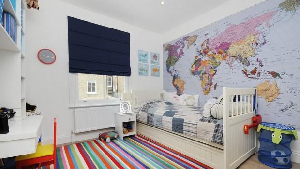 детская комната для мальчика темы оформления