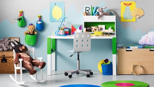 Поступлениев первый класс – очень ответственный период в жизни всей семьи. В поисках идеального во всех смыслах решения я изучила, какие варианты рабочего места для первоклассника предлагает шведская компания ИКЕА....