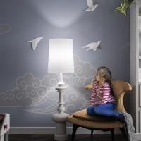 Проект этой волшебной детской комнаты был разработан дизайнером Ольгой Тишиной для девочки Софии 6-ти лет. Довольно просторная детская комната (19,2 кв.м.) позволила гармонично объединить в себе несколько зон – гостиную,...