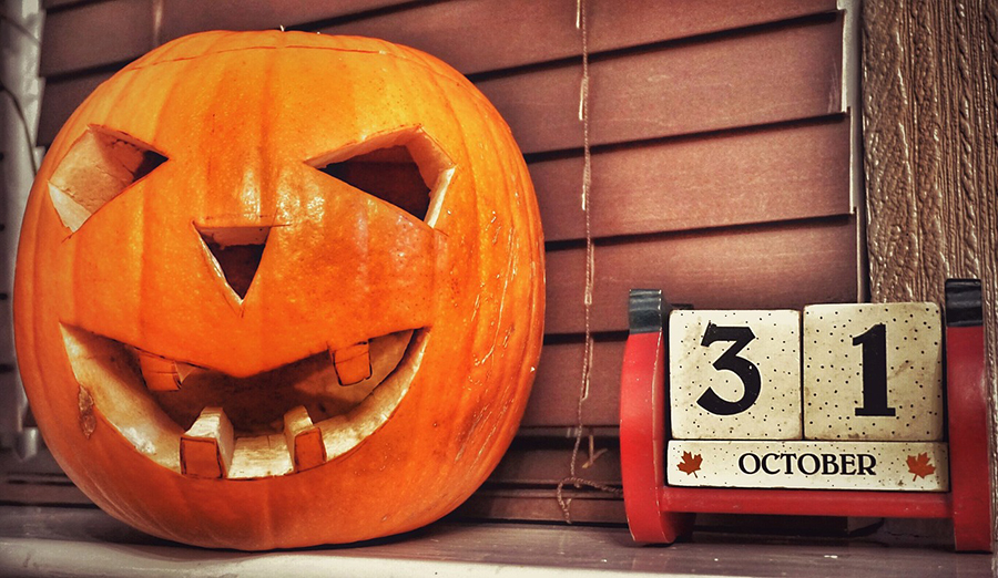 Тыква - главный символ Хэллоуина