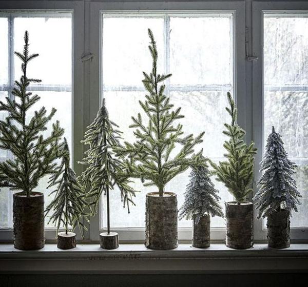 И создать рождественскую атмосферу