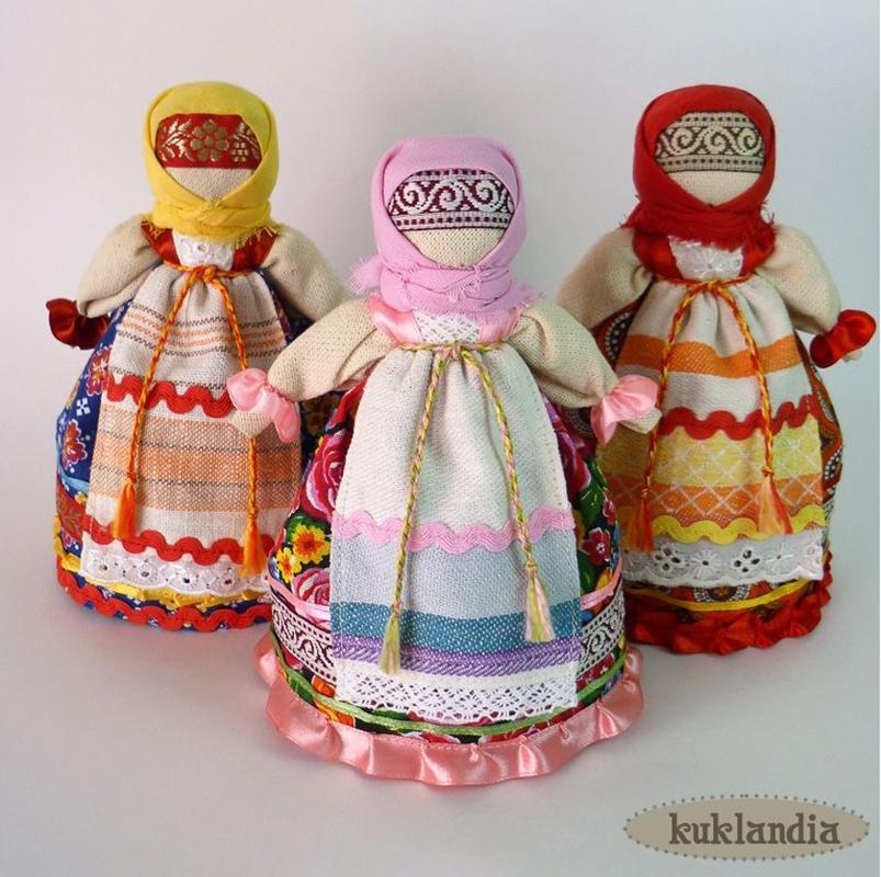 Русская народная кукла, мастер Виктория Купцова (kuklandia), Ярмарка Мастеров