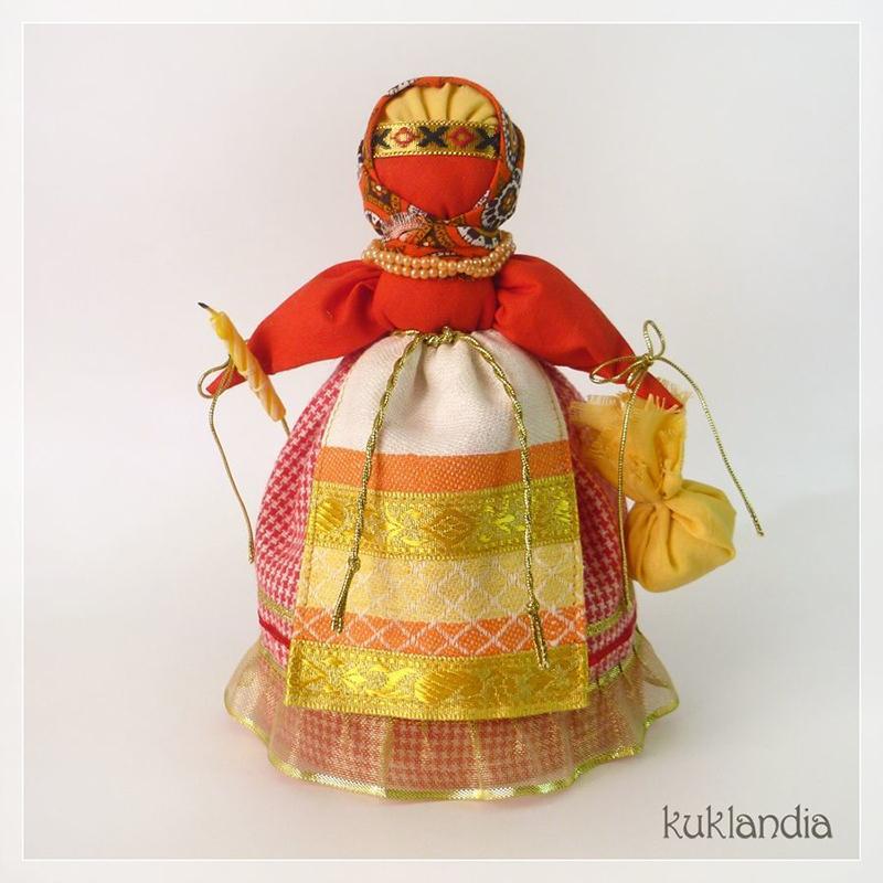 "Кукла ""Пасха"", автор Виктория Купцова (kuklandia), Ярмарка Мастеров"
