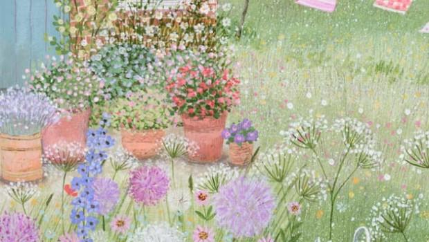 Английская художница Lucy Grossmith из Суффолка создает потрясающие картинки, пронизанные летним настроением и очарованием сельских английских пейзажей. Они прекрасно подойдут в качестве летне-весеннего акцента для оформления детской комнаты. Похожие записи:...