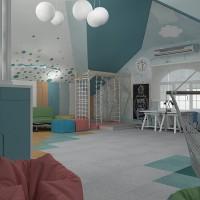 В наших обзорах часто появляются проекты детских комнат на мансарде. Эта работа дизайнера Ирины Бороды для конкурса «Создавая мир ребенка» — проект полноценной игровой зоны на мансарде в частном доме,...