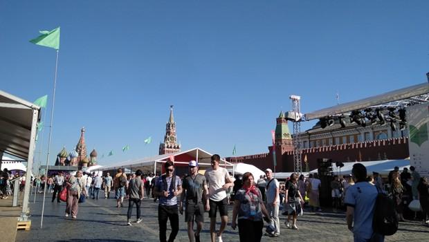 В последние пару лет я полюбила ходить на книжные фестивали. Самый масштабный книжный фестиваль проводится в Москве на Красной площади в начале лета. В 2019 году он проходил с 1...